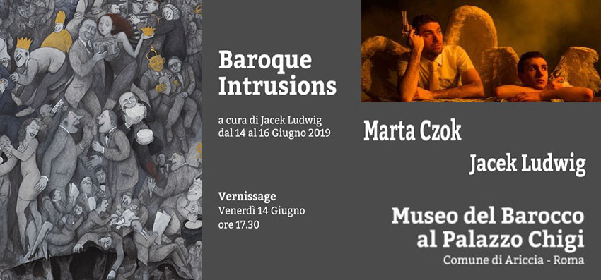 baroque intrusions