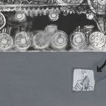 tank-acrylic,graphite-and-indiank-ink-on-canvas---cm100x200-particolare1